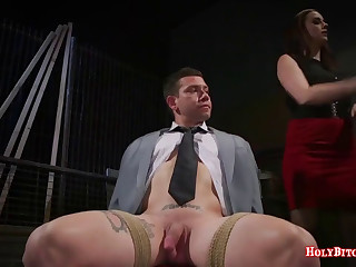 Milf So Rude Punishes Dude