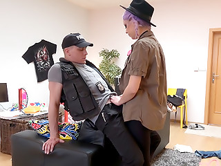 Fake Cop An Originals Episode