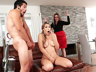 Teens Love Huge Cocks – Cock Salesman