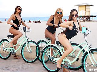 Beach Bikers