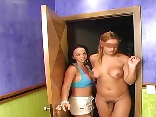 Carla and Patricia awesome shemales on video