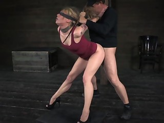 Darling Dahlia Destroyed by Dick