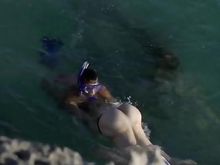 Sex on the Beach - TRAILER - Brent Everett & Eric Clark- GOM - God's of MEN