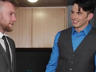 The Concierge Part 3 - TRAILER- Landon Mycles, Addison Graham and Damien Michaels - TGO - They Gay Office