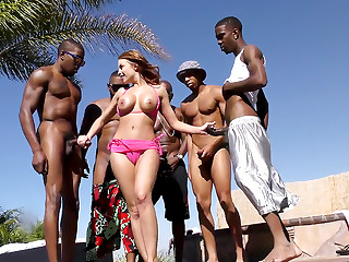 Britney Amber. Porn video