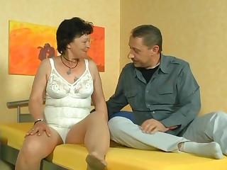 Sex im Ehe Bett