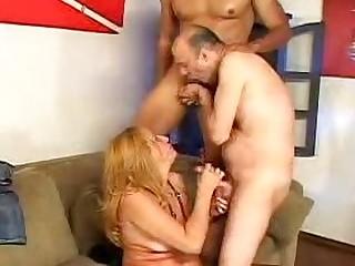 Cock Slurping MILF