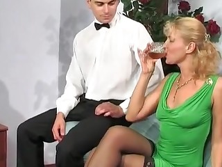 Bridget and Clifford red hot mature video