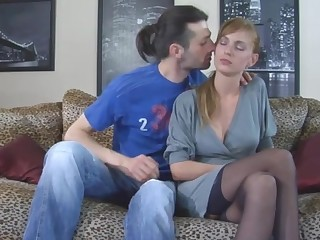 Rosa and Gerhard awesome anal movie