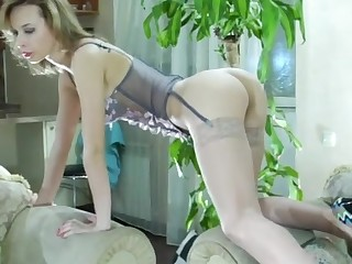Irene and Rolf hardcore assfucking video