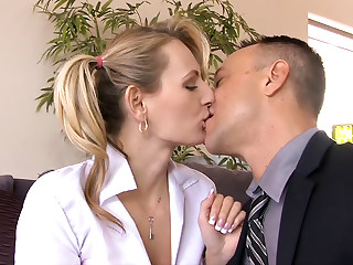 Natasha Starr in Don't Tell My Wife I Assfucked The Babysitter 13