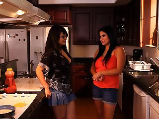 Lesbian Psychodramas - Two Sophias