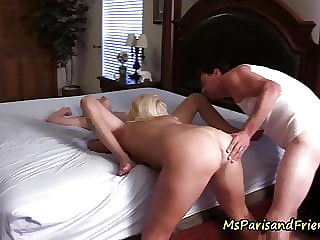 Mom and Dad Love Threesomes with Their Babysitter