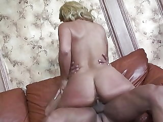 Big tits and butt blonde Phoenix Marie banging doggystyle
