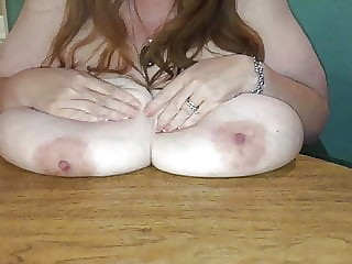 tabletop boobs