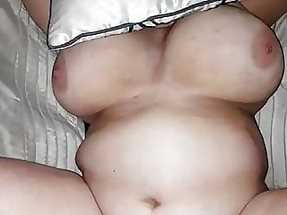 BBW wife cowgirl boots