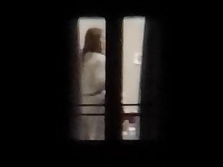 Window Voyeur - Neighbour D (Changing Clothes)